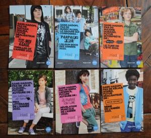 Campagne de presse 2011 HADOPI
