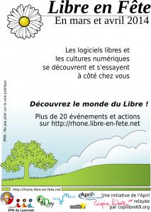 Rhône Libre en fête 2014