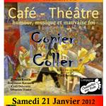 Copier Coller à St Etienne sur Chalaronne
