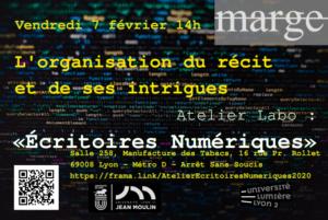 Atelier Écritoire Numérique S01E03