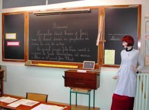 Classe musée de Lyon