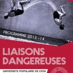 Université populaire Lyon 2013-2014