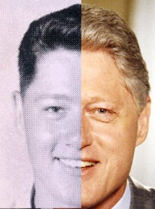 Bill Clinton (Before After)