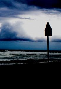 Danger, nuages