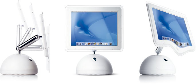 un Mac de 2002 (à la naissance d'XP)