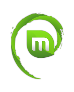 Mint Debian (Logo)